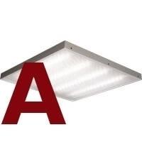 Аварийные потолочные светодиодные светильники с БАП