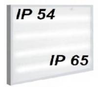 Светильники IP-54 , IP-65  для медицинских и детских учреждений