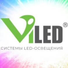 Световой поток и температурные режимы светильника Vi Lamp