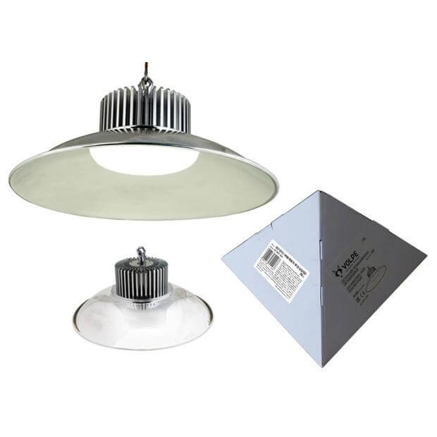 Светильник светодиодный промышленный Volpe ULY-Q721 90W/DW/D 6000K IP20 Silver