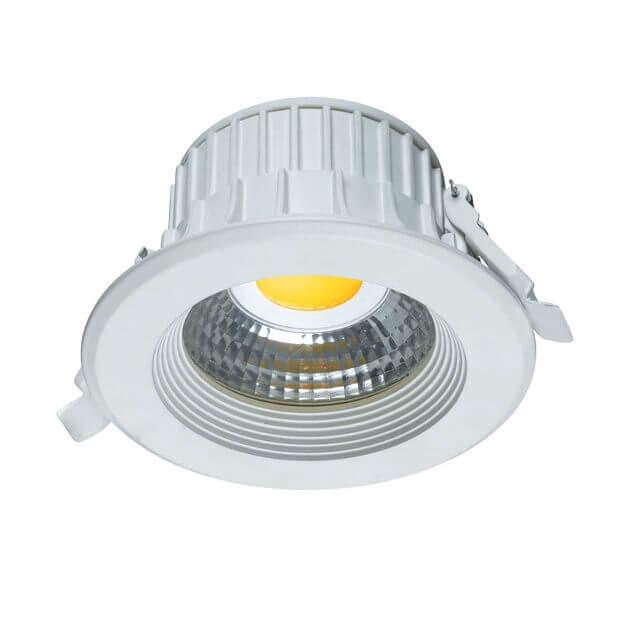 Светильник светодиодный встраиваемый ULT-D01C-10W/WW WHITE