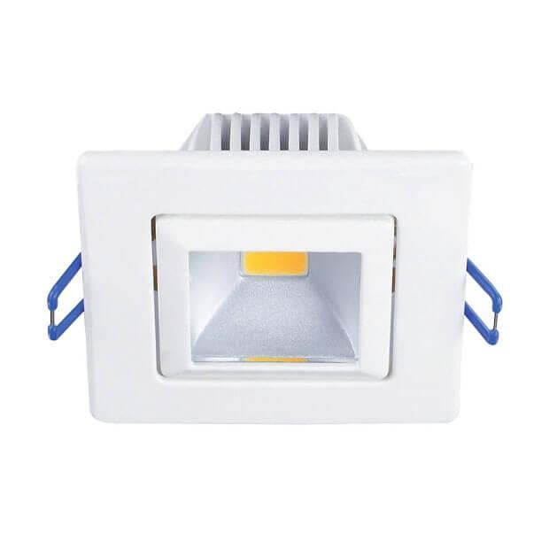 Светильник светодиодный встраиваемый ULМ-S61A-3W/NW WHITE