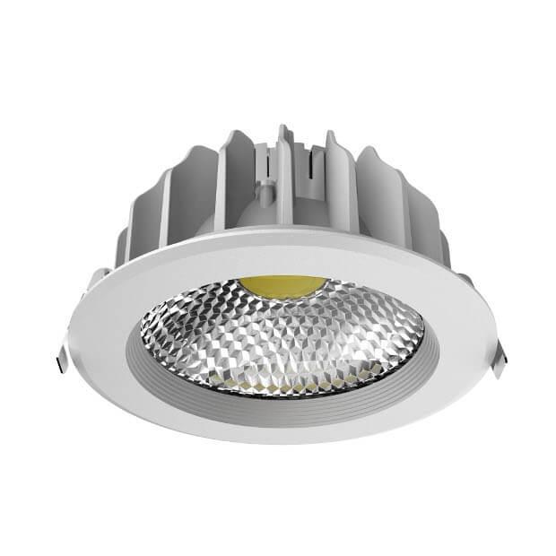Светильник светодиодный направленный ULT-D03E-18W/NW SILVER