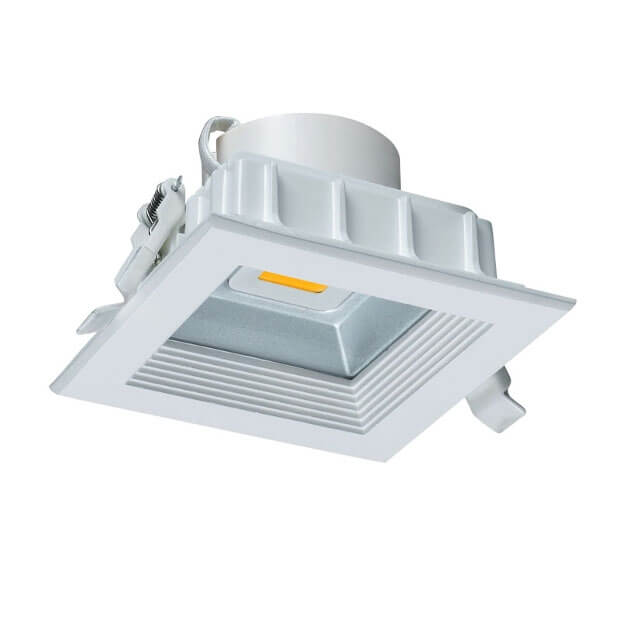 Светильник светодиодный встраиваемый ULT-D02B-8W/WW WHITE