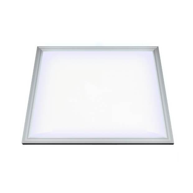 Ультратонкая светодиодная панель Армстронг ULP-6060-40/DW PROM-3 SILVER