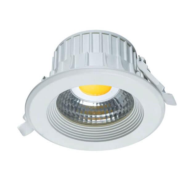 Светильник светодиодный встраиваемый ULT-D01C-10W/NW WHITE
