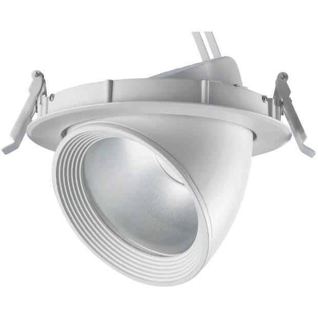 Светильник светодиодный направленный ULK-M01C-10W/WW WHITE