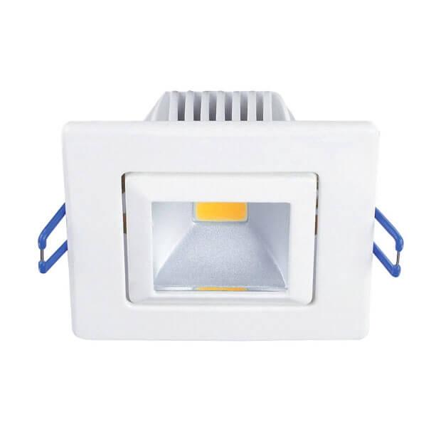 Светильник светодиодный встраиваемый ULМ-S61A-3W/WW WHITE