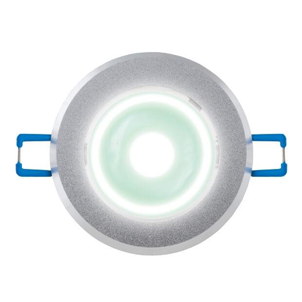 Светильник светодиодный встраиваемый ULM-R31-5W/NW IP20 Silver