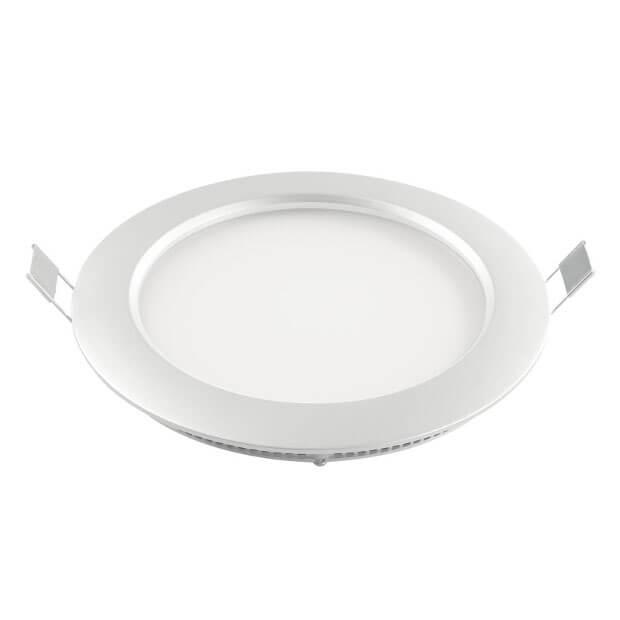 Светодиодный ультратонкий светильник ULP-R180-10/NW WHITE