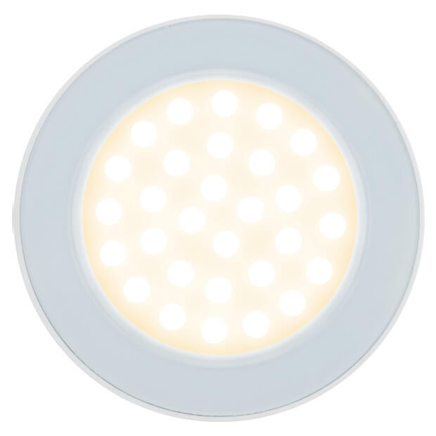 Светильник светодиодный ULE-R03-3W/WW IP41 WHITE