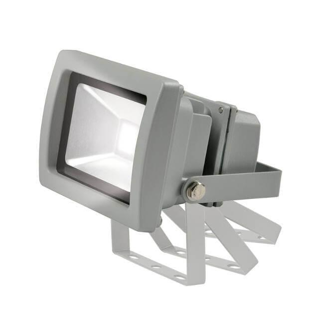 Прожектор светодиодный ULF-S01-10W/DW IP65 110-240В