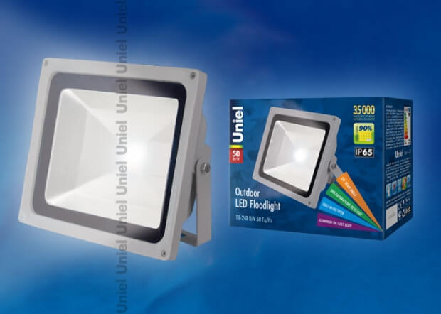 ULF-S01-50W/NW IP65 110-240В картон