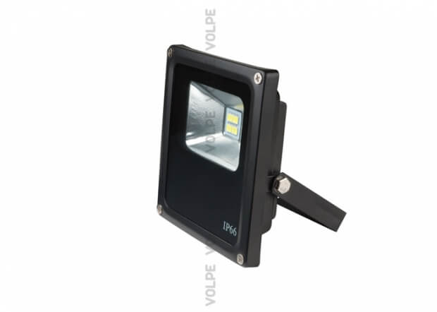 ULF-Q507 10W/DW IP65 175-265В BLACK картон