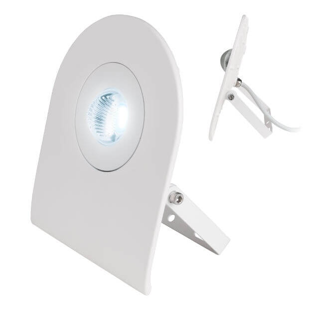 Прожектор светодиодный ULF-F10-30W/DW IP65 180-240В WHITE