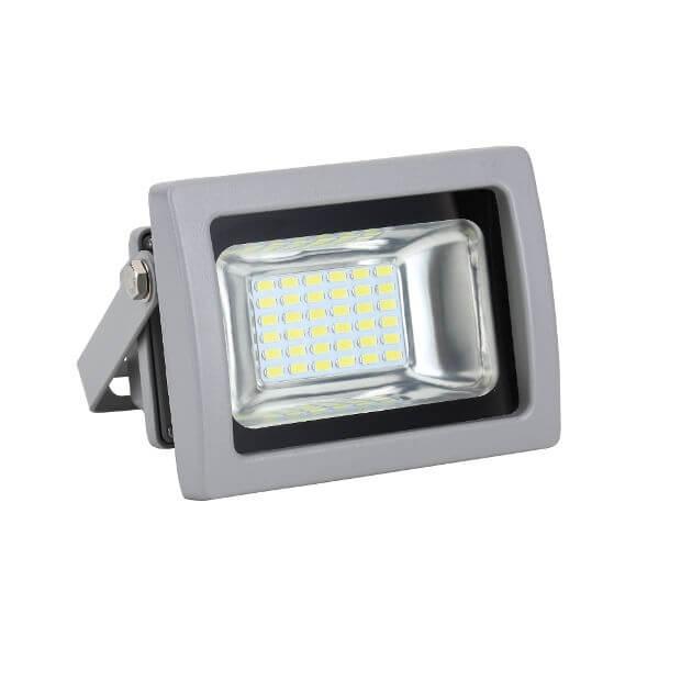 Прожектор светодиодный ULF-S04-10W/RED IP65 85-265В GREY