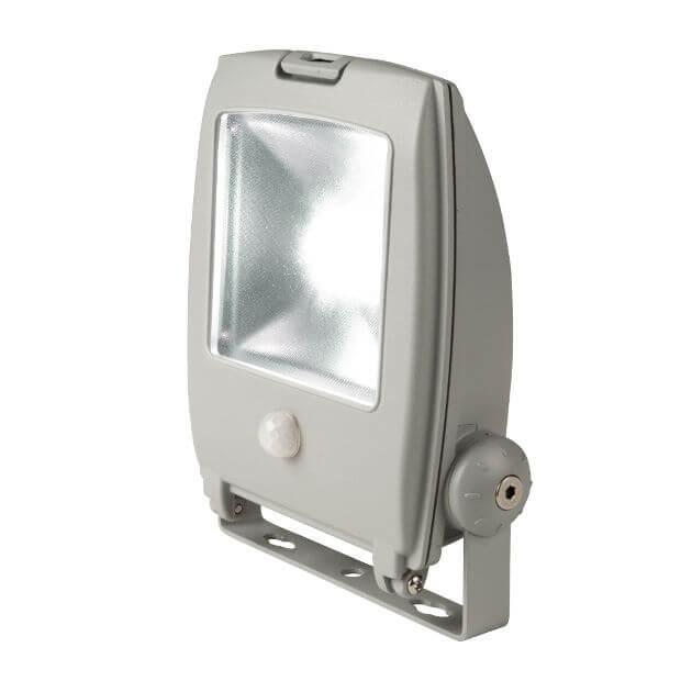 Прожектор светодиодный с датчиком движения ULF-S22-10W/NW SENSOR IP65 110-240В