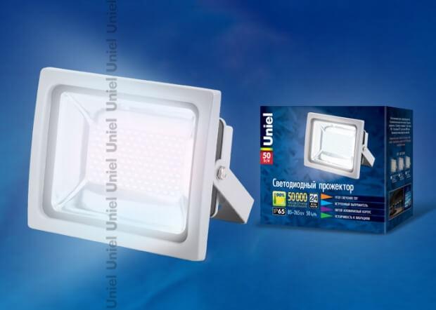 ULF-S04-50W/DW IP65 85-265В GREY картон