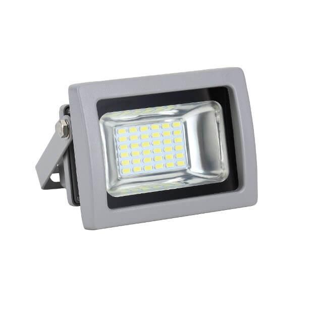 Прожектор светодиодный ULF-S04-10W/BLUE IP65 85-265В GREY
