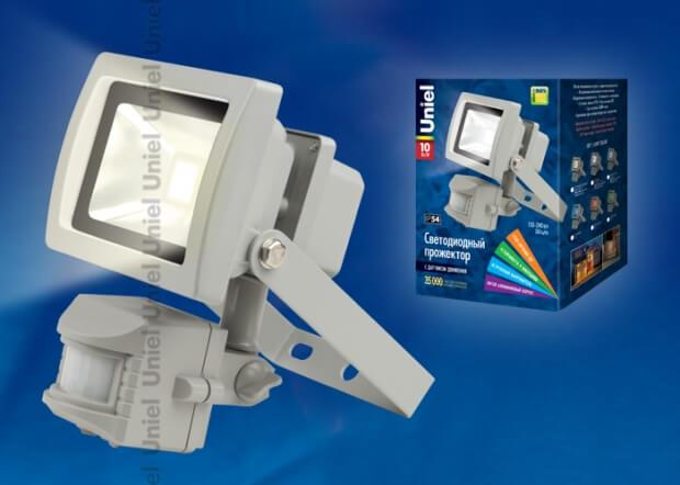 ULF-S21-10W/WW SENSOR IP54 110-240В картон
