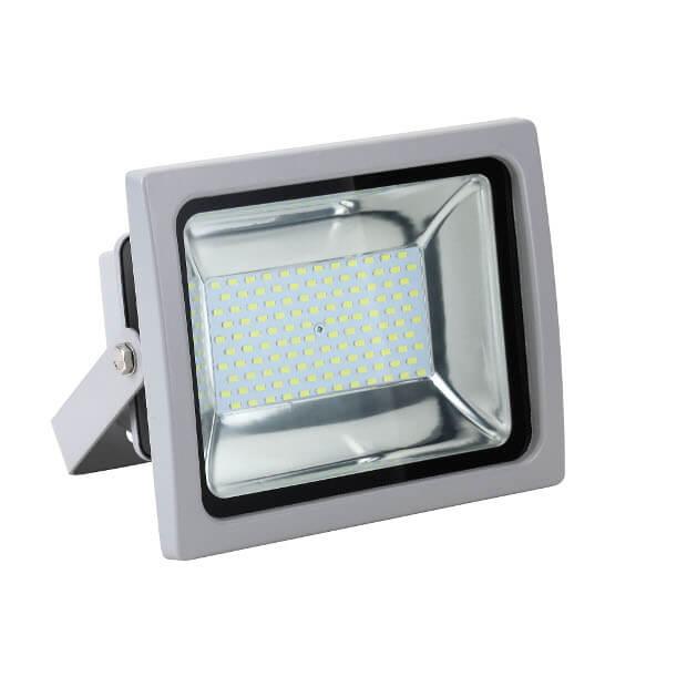 Прожектор светодиодный ULF-S04-70W/NW IP65 85-265В GREY