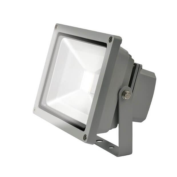 Проэжектор светодиодный ULF-S01-20W/DW IP65 110-240В