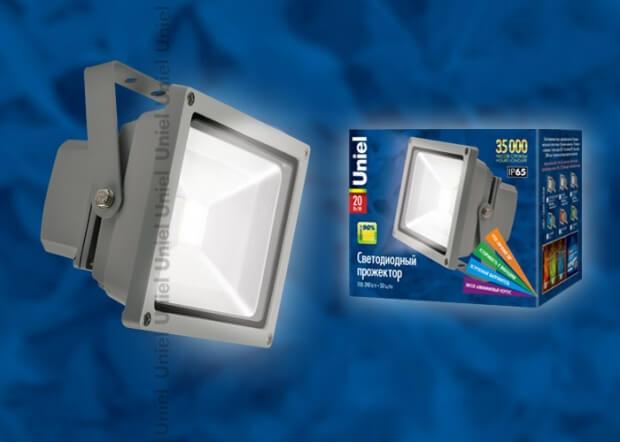 ULF-S01-20W/DW IP65 110-240В картон