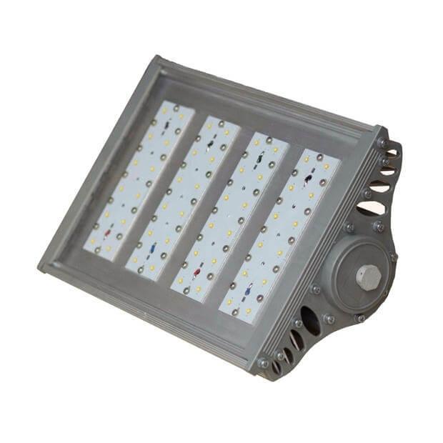Светильник промышленный (led) Ангар 120Вт ip65 оптика 30 грд. 5500K