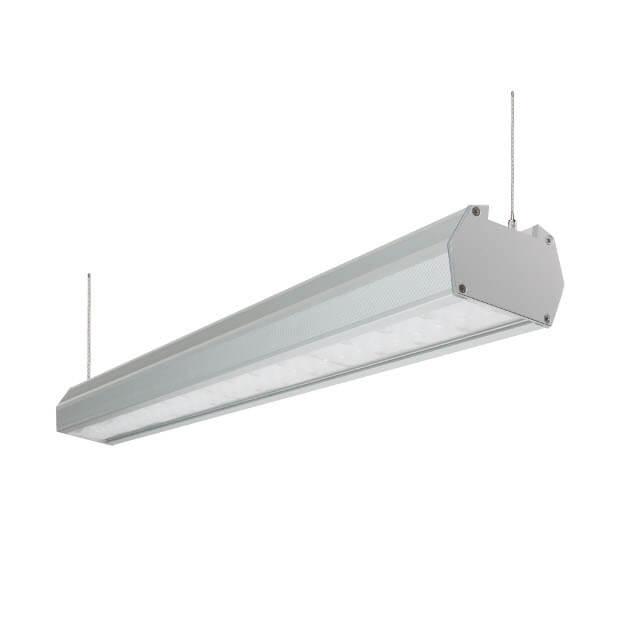 Светильник светодиодный подвесной Мурена ULT-V14-39W/NW/HM IP65 GREY