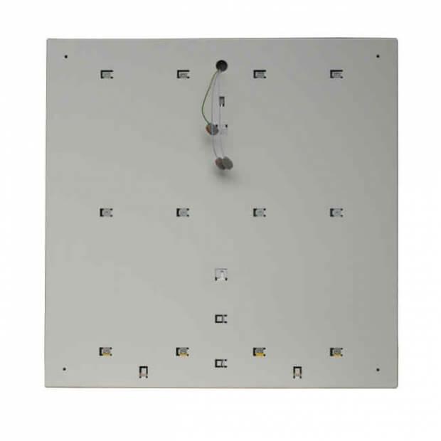 Светильник светодиодный универсальный Офис, 72 Вт, 3000K, ip40, 595х595х40