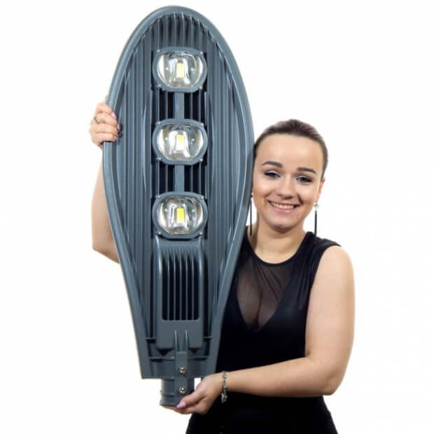 Уличный консольный (LED) светильник SL2 Smartbuy 130w