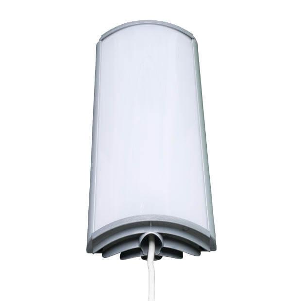 Светильник светодиодный ЖКХ Chronos Floor 10Вт 5000K IP65 140x130x40