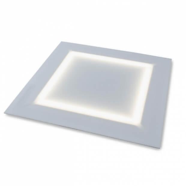 Светильник светодиодный VILED, Офис Премиум матовый, 24 Вт, IP65
