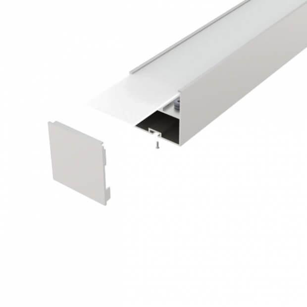 Светодиодный светильник HL OFL 5771 24 840x60 Optima 5000K