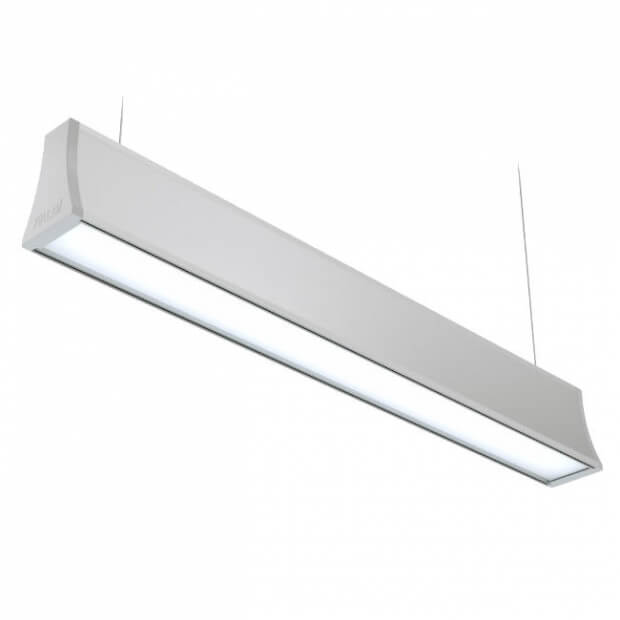 Светодиодный светильник HL OFL 5775 72 2520x100 Optima 5000K