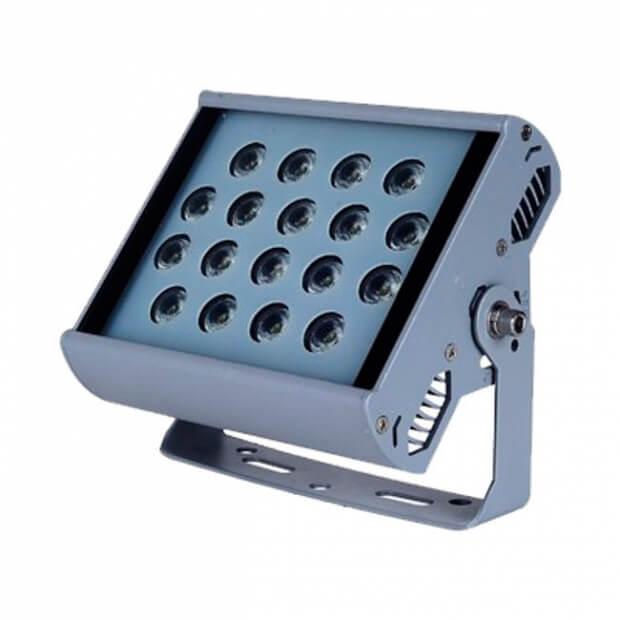 Архитектурный прожектор HL ARC 1001 18 180x145 Antares 3000K
