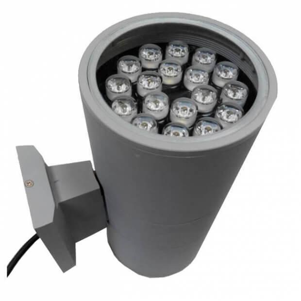 Архитектурный прожектор HL ARC 1001 2*9 110х300 Mitsar 3000K
