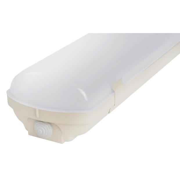 Светодиодный светильник HL DUST54 0820M 36 1280X135 3000K