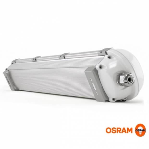 Светодиодный светильник HL DUST65 6112M 16 600x97 3000K