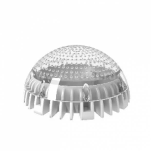 Светодиодный светильник ЖКХ 25W 4500K 200х200х100 LD-HP28W-28