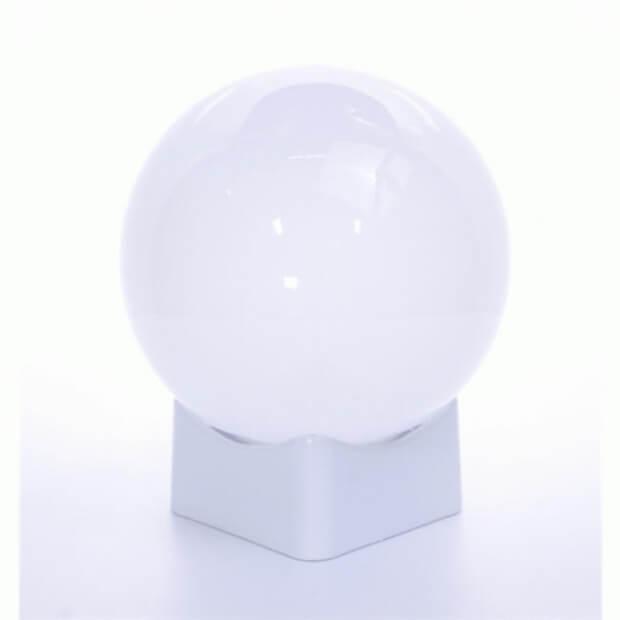 Светильник светодиодный домовой ДБО Аргос энергосберегающий, антивандальный Сфера ЖКХ-001 LED 5000K 13 Вт 160х160х186мм