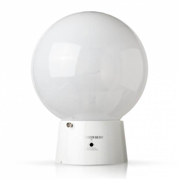 Светильник домовой Аргос энергосберегающий антивандальный НБО ЖКХ-04 под лампу E27 155х160х200мм