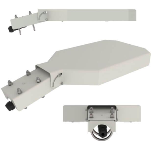 Уличный консольный светодиодный светильник Кобра A-STREET 165/22600