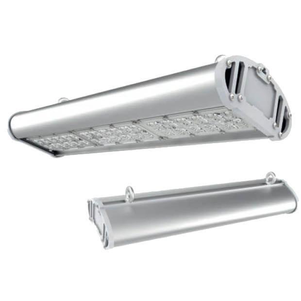 Промышленный светодиодный светильник A-PROM LENS 600/72000