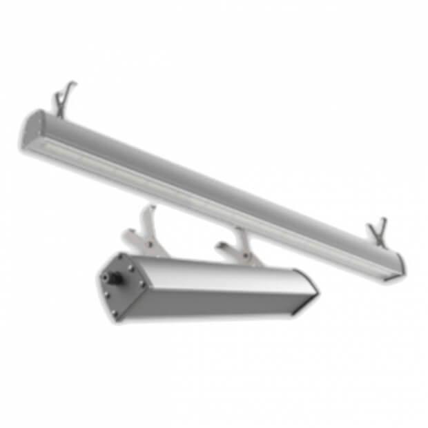Промышленный светодиодный светильник A-PROM LINE 40/5000