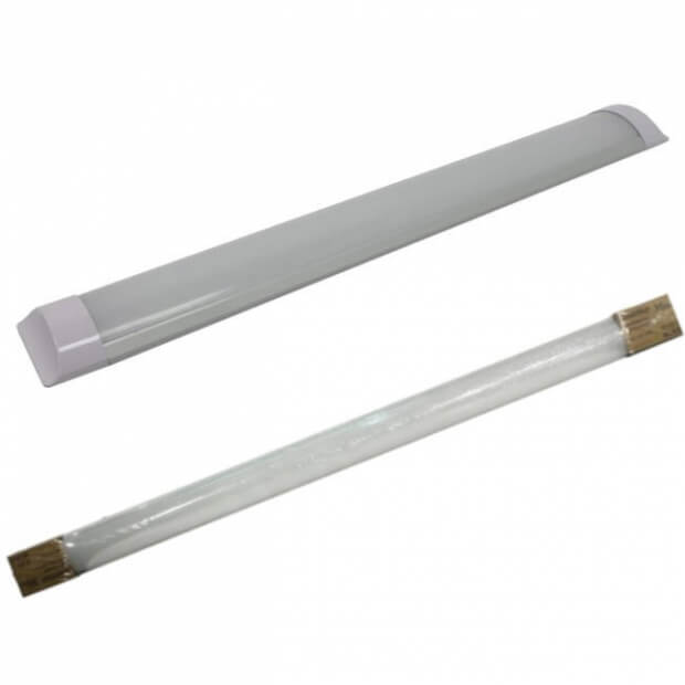Светодиодный (LED) светильник LU2 Smartbuy 36W 6400К матовый (SBL-LU2-36W)