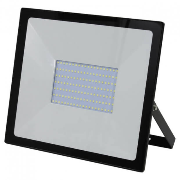 Светодиодный (LED) прожектор FL SMD Smartbuy-100W/6500K/IP65 (SBL-FLSMD-100-65K)