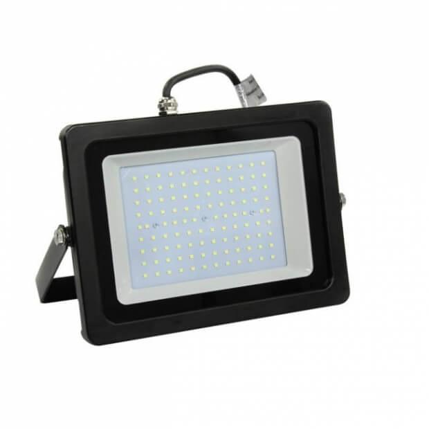 Светодиодный (LED) прожектор iPad style SB-150W/6500K/IP65 (SBL-FLIP-150-65K)