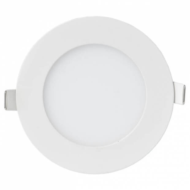 Панель светодиодная круглая RLP-eco 3Вт 230В 4000К 210Лм 90/65мм белая IP40 IN HOME