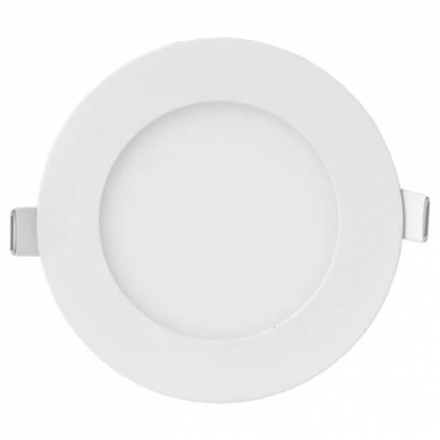 Панель светодиодная круглая RLP-eco 18Вт 230В 4000К 1080Лм 225/195мм белая IP40 IN HOME